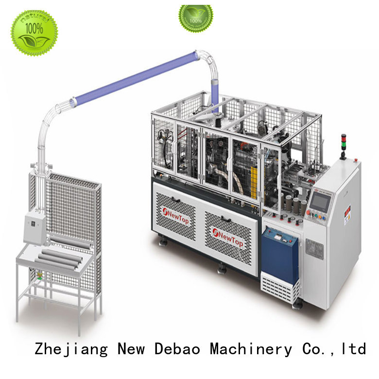high low cost paper cup making machine price for paper cup