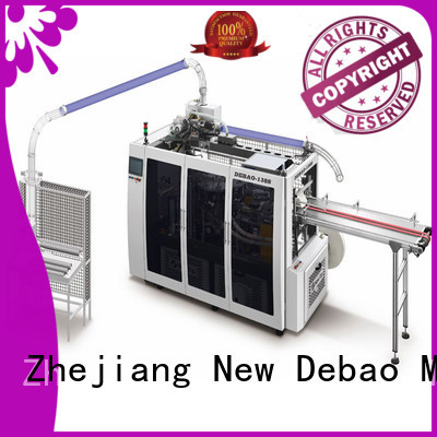 speed low price paper cup machine price for super market