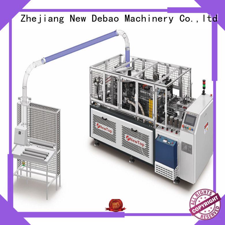 low price paper cup machine