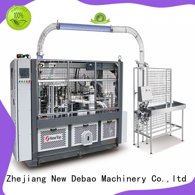 automatic fully automatic paper cup machine for sale for super market