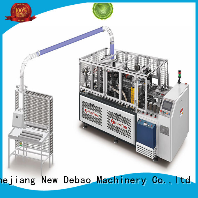 speed high speed paper cup machine manufacturing for super market