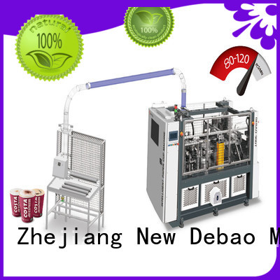 New Debao Machinery hollow cup machine for sale for paper cup