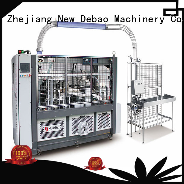 disposable paper cup making machine china for sale for coffee cup