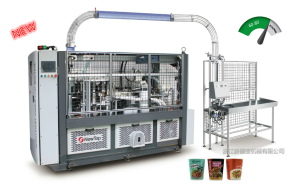 Technical promotion and selection method of paper cup machine