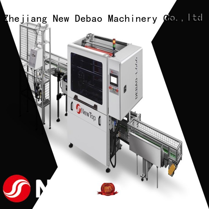 New Debao Machinery paper packing machine price for paper cup