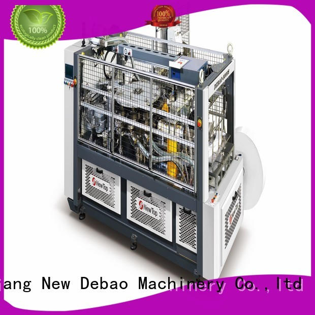 disposable coffee cup making machine price manufacturing for super market