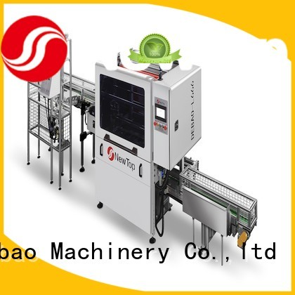 New Debao Machinery auto paper packaging machine price for coffee cup