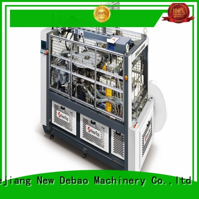sleeve debao paper cup machine manufacturing for paper cup