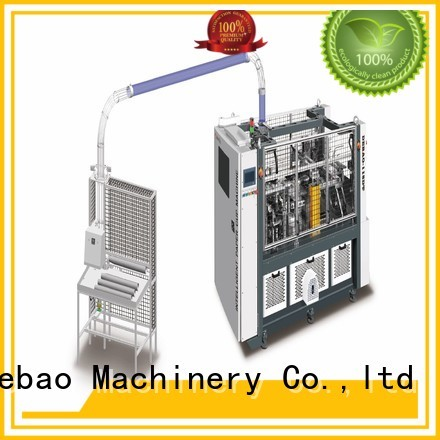 New Debao Machinery double wall paper cup forming machine price for paper cup