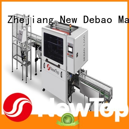 New Debao Machinery paper packaging machine for sale for paper cup