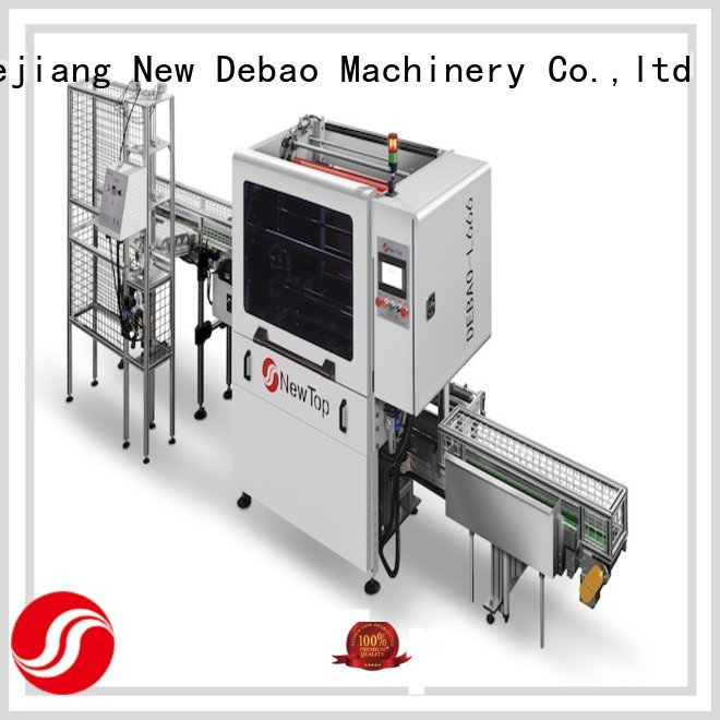 New Debao Machinery auto paper cup packing machine for sale for super market