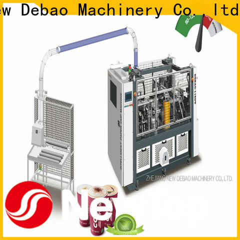 paper cup sleeve machine factory