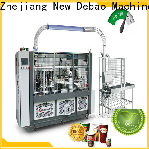 speed paper tea cup making machine price for paper cup