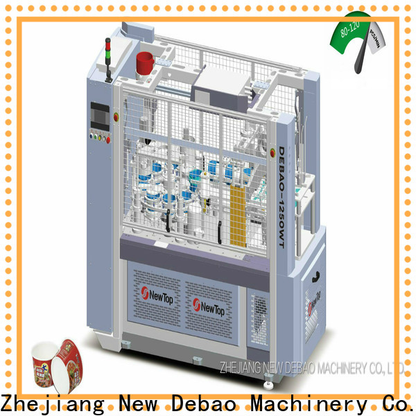 paper plate making machine with buyback agreement