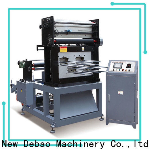 New Debao Machinery paper punching machine manufacturers for business for super market
