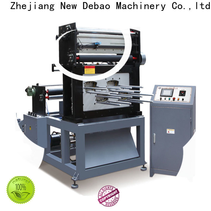 New Debao Machinery automatic paper punching machine manufacturers for paper cup