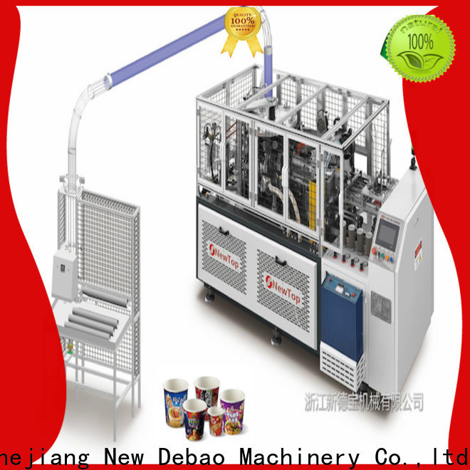 wholesale paper cup making machine manufacturers manufacturing for super market